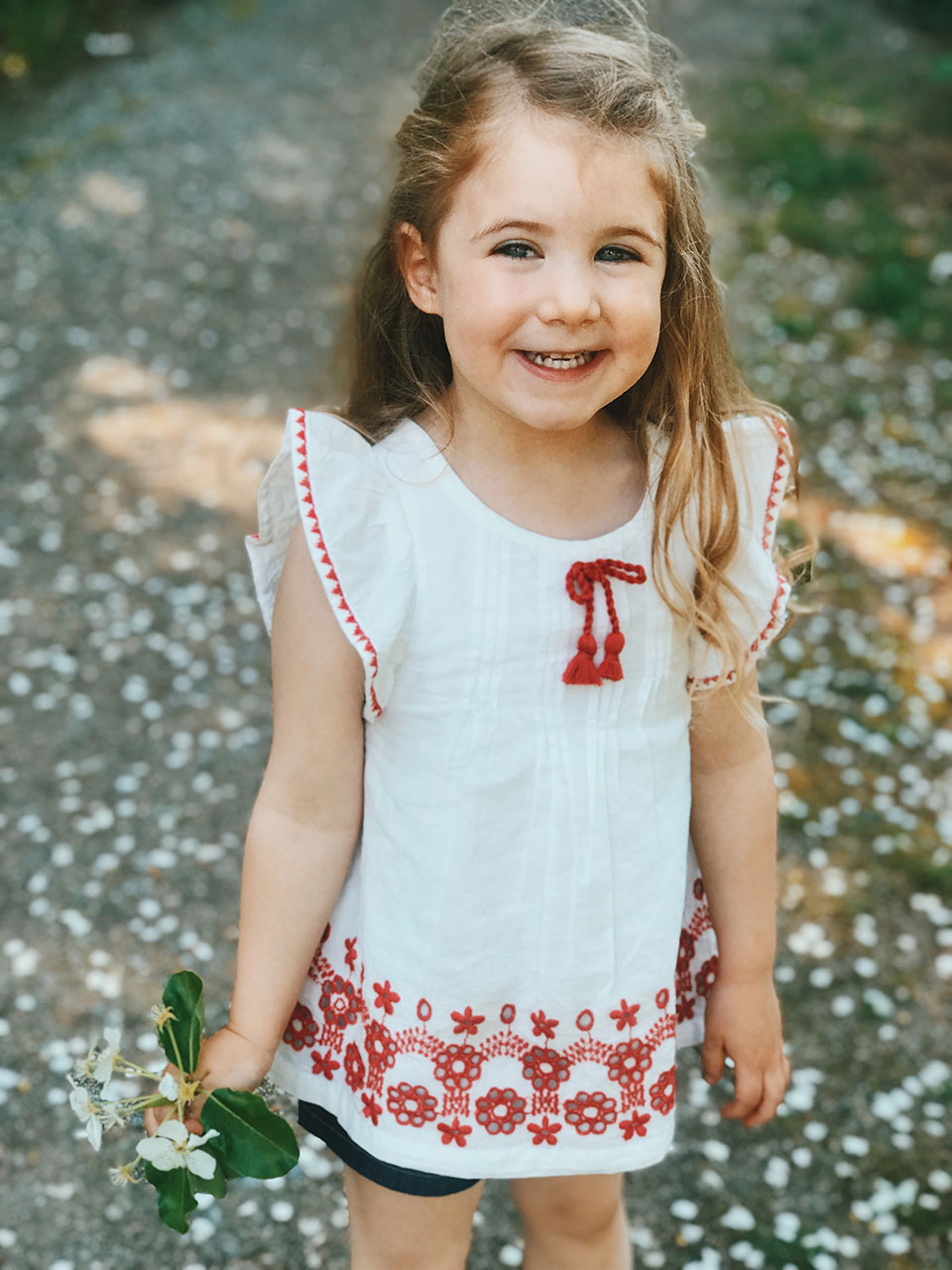 My secret to shopping for the cutest kids' clothes