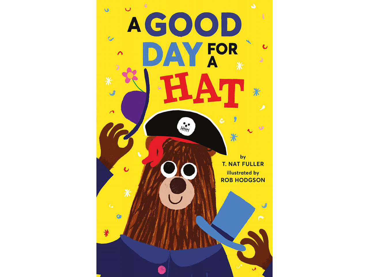 A Good Day for a Hat book cover