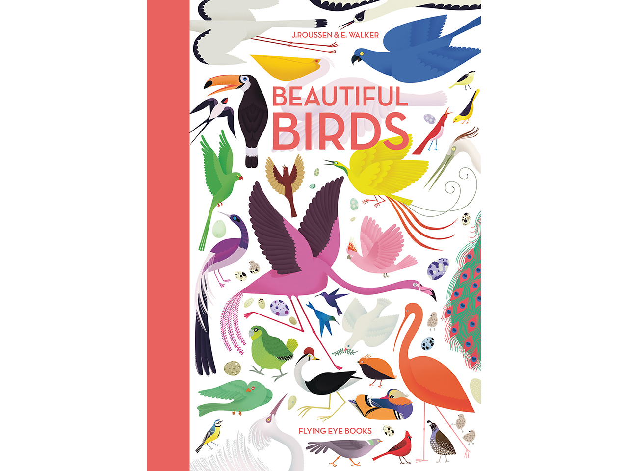Beautiful Birds book cover