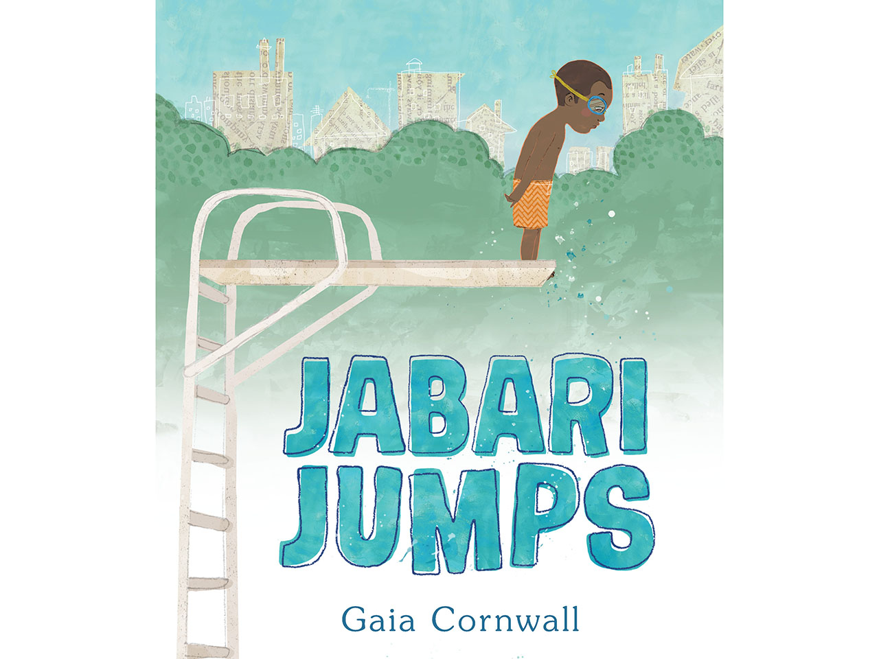 Jabari Jumps book cover
