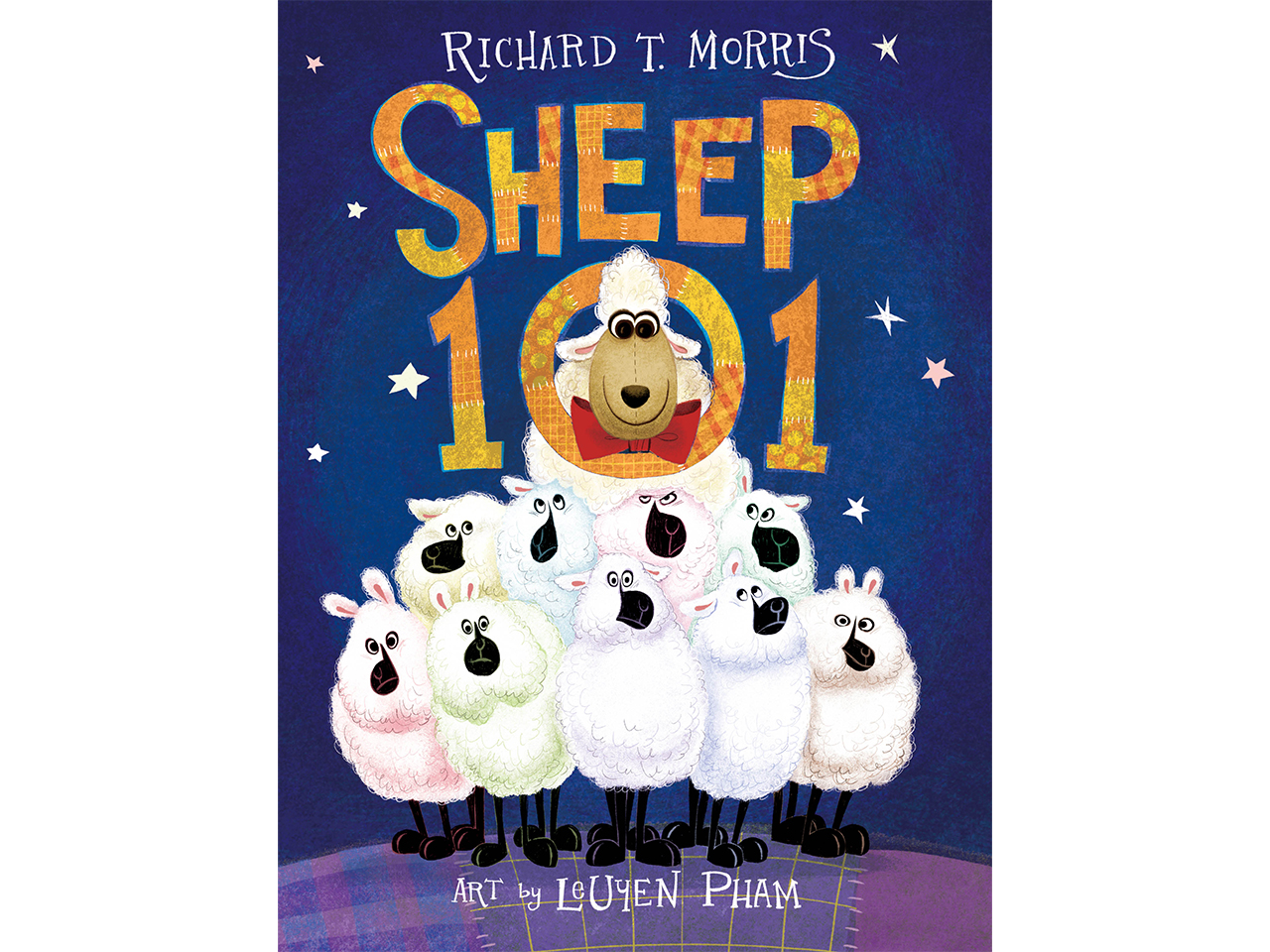 Sheep 101 book cover