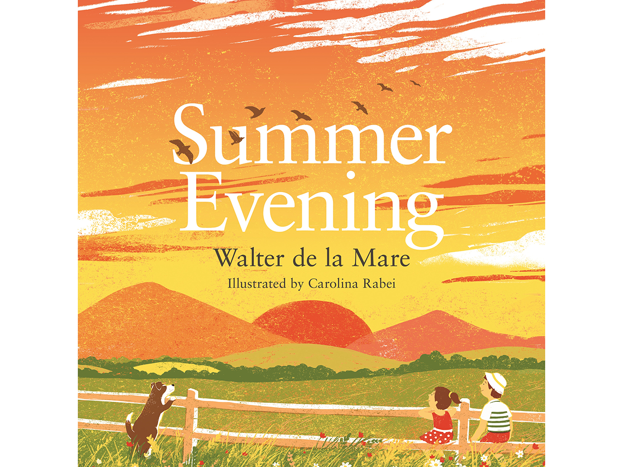 Summer Evening book cover