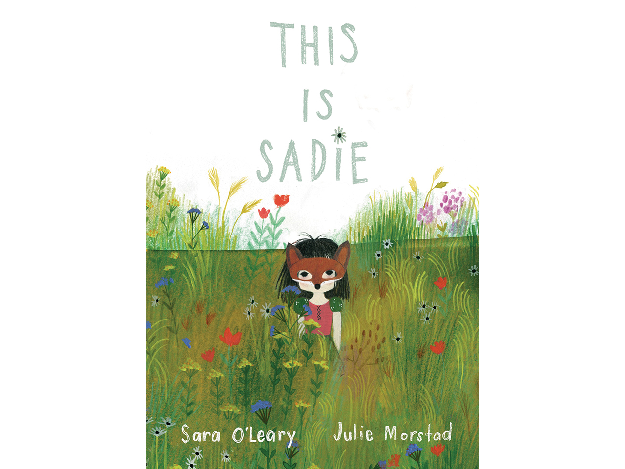 This is Sadie book cover