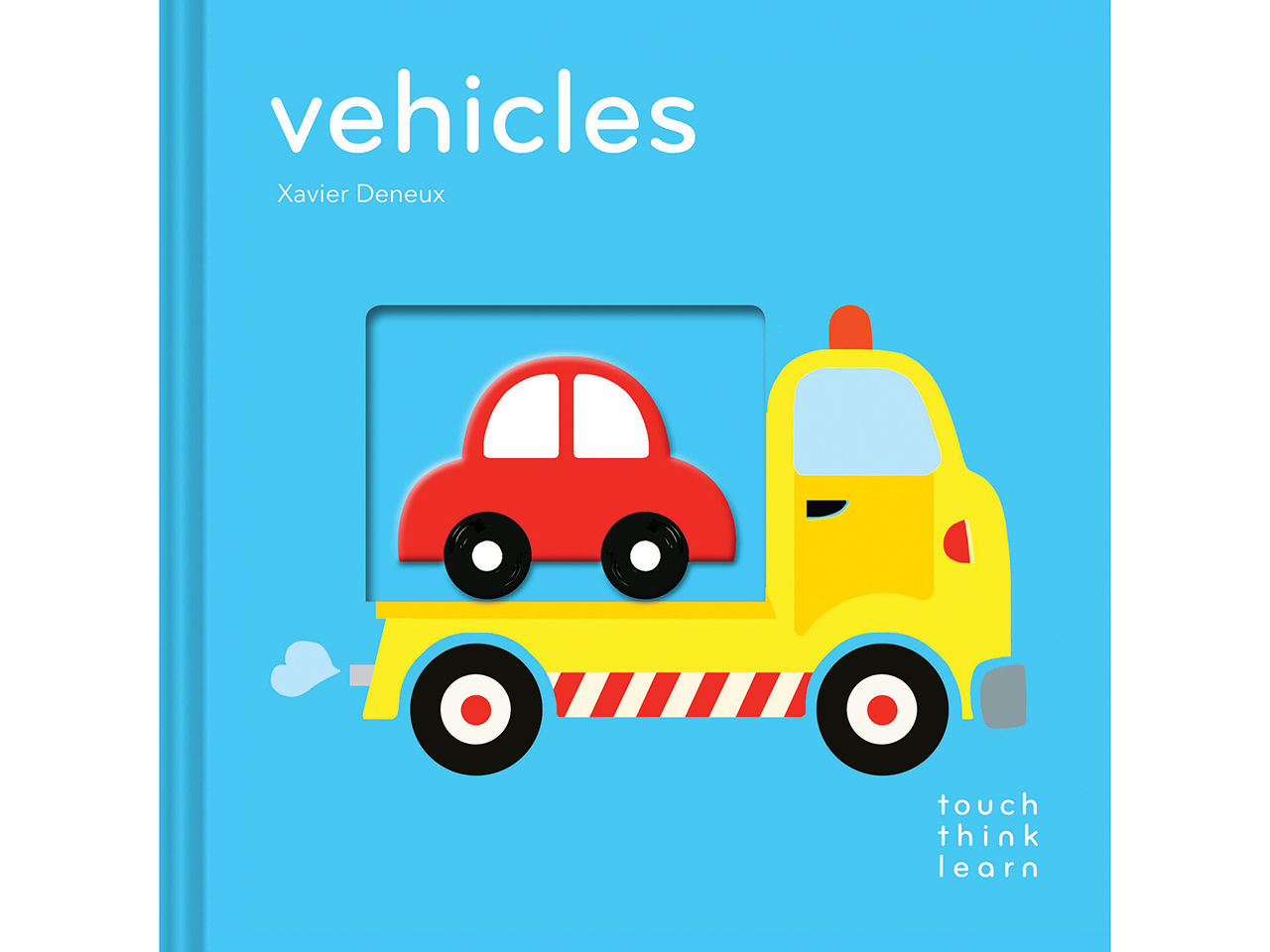 Vehicles book cover