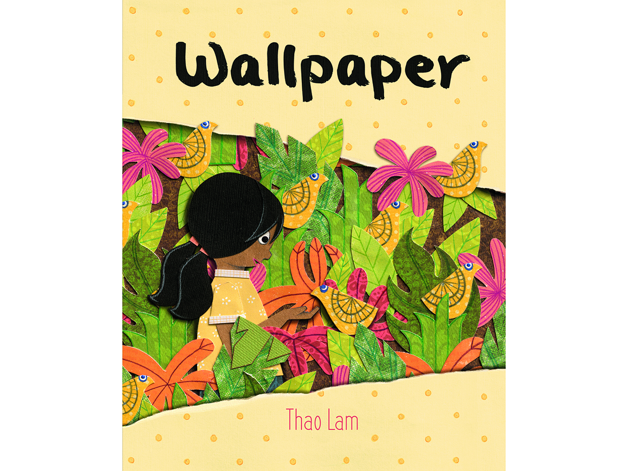 Wallpaper book cover