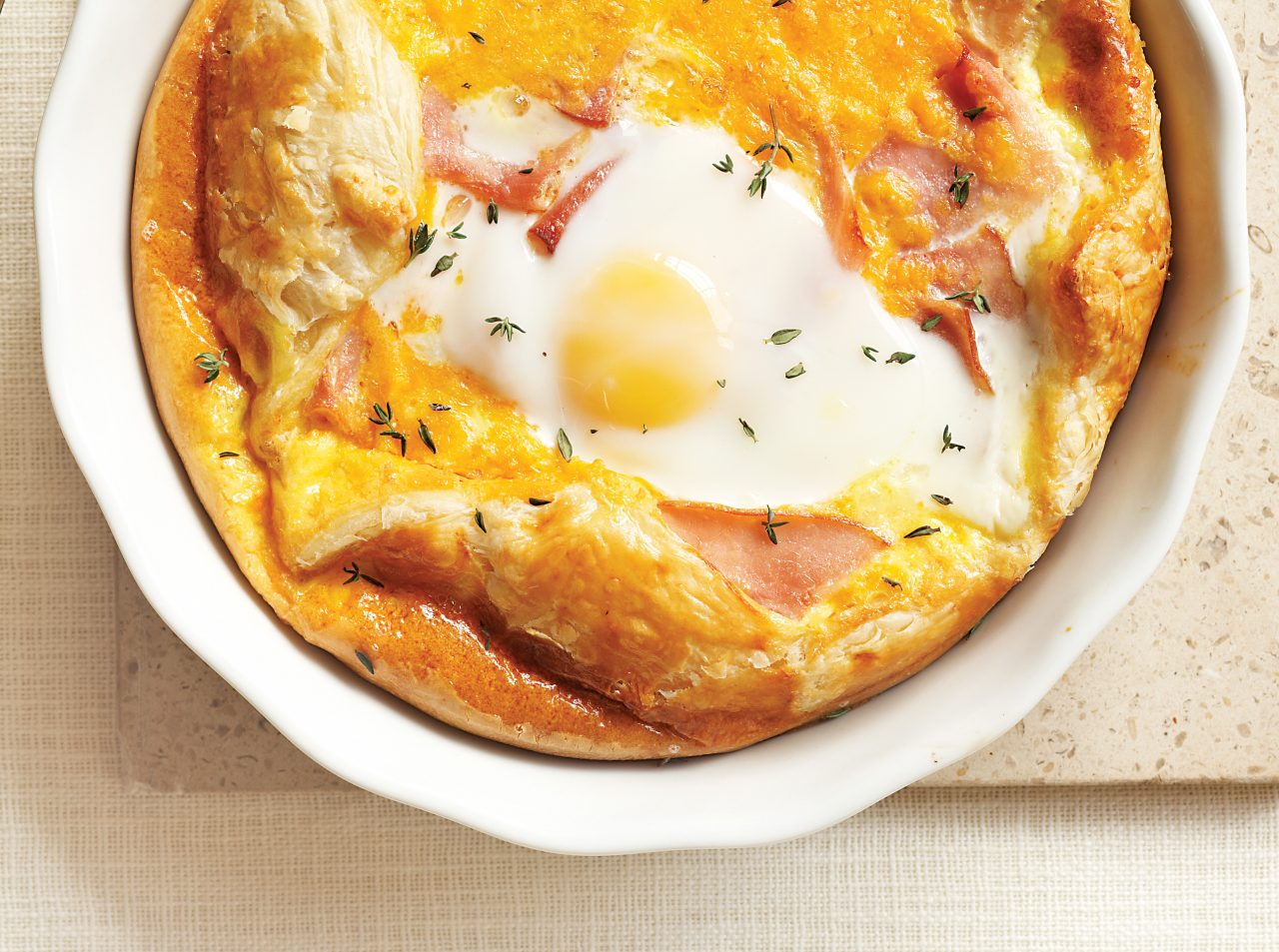 Big Breakfast Pie