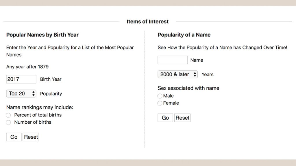 Italian Boy Name: Find Out How Popular Your Baby Name Is Over The Years