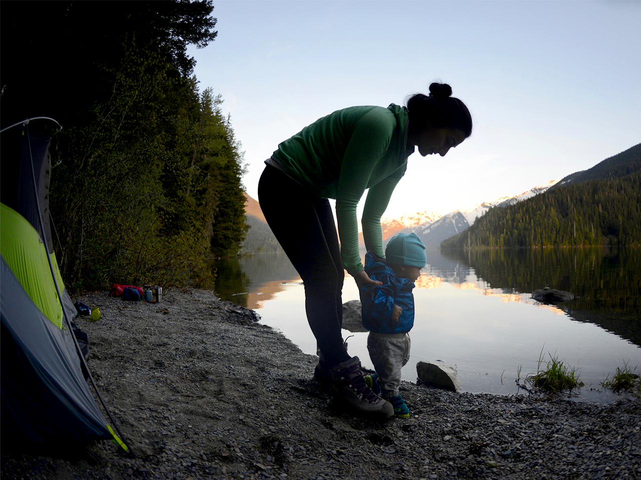 12 Tips For Camping With Your Baby Today S Parent