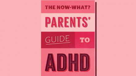 Cover of Today's Parent book for Canadian Parents of kids with ADHD