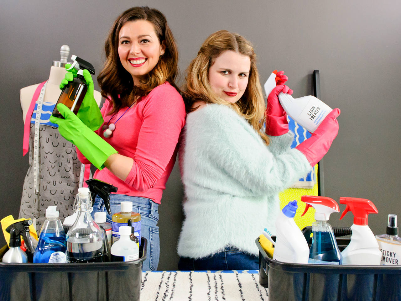 5 DIY cleaners vs. their store-bought rivals—who wins?