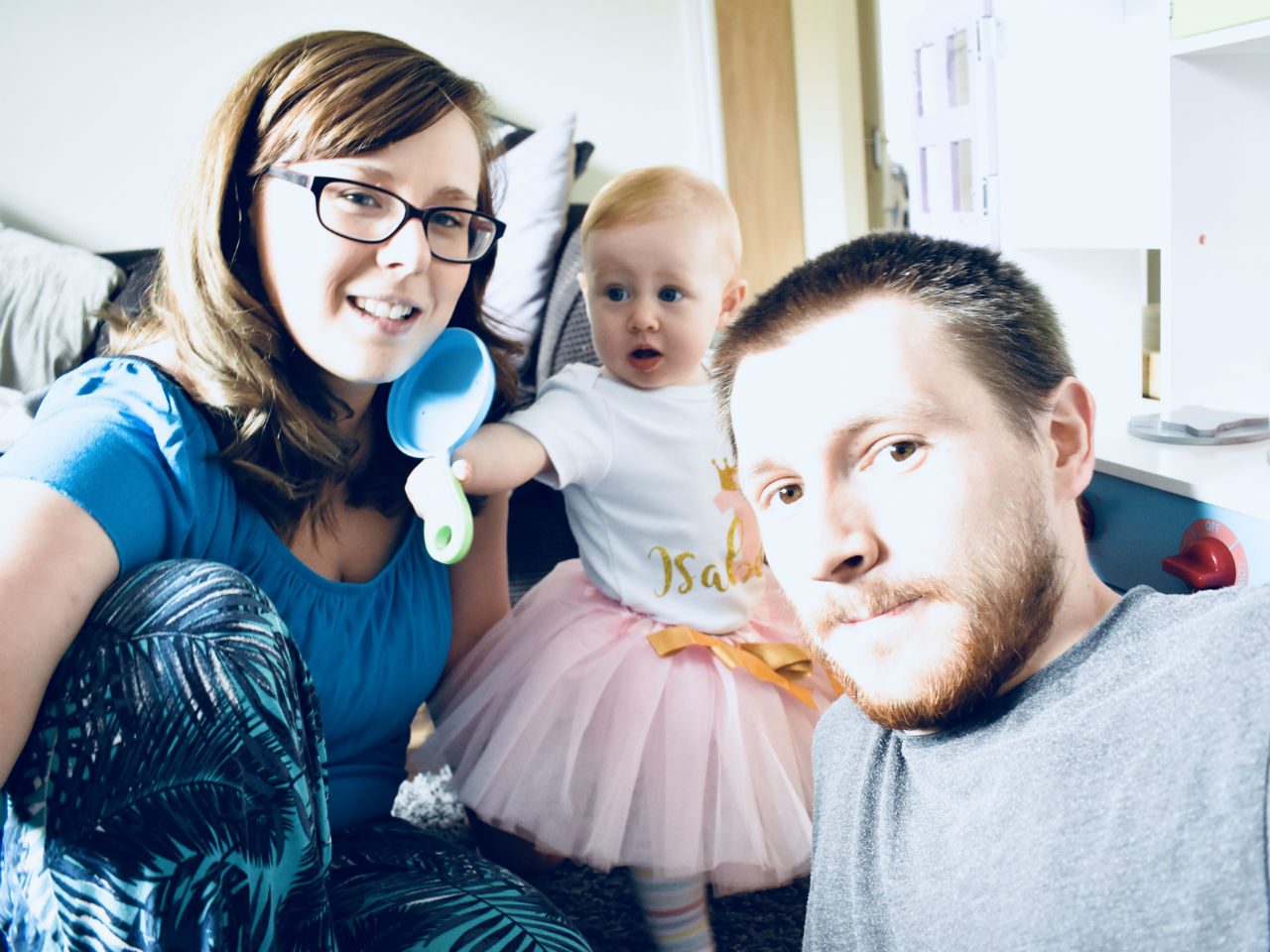 When I became a dad, I felt nothing—then I realized it was