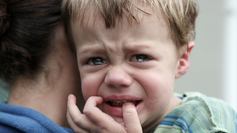 Why do kids cry so much? The science behind sobbing