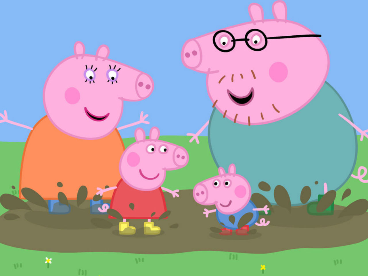 Still from Peppa Pig