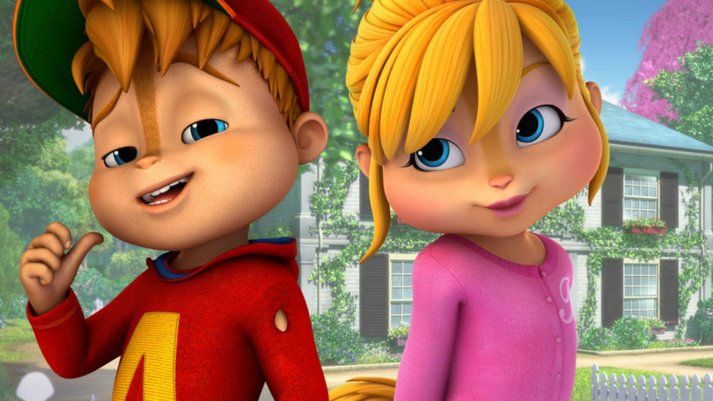 Still from Alvin and the Chipmunks