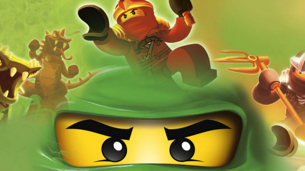 Still from Lego: Ninjago