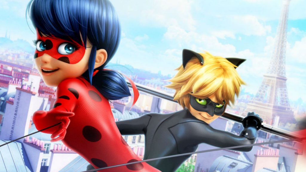 Still from Miraculous