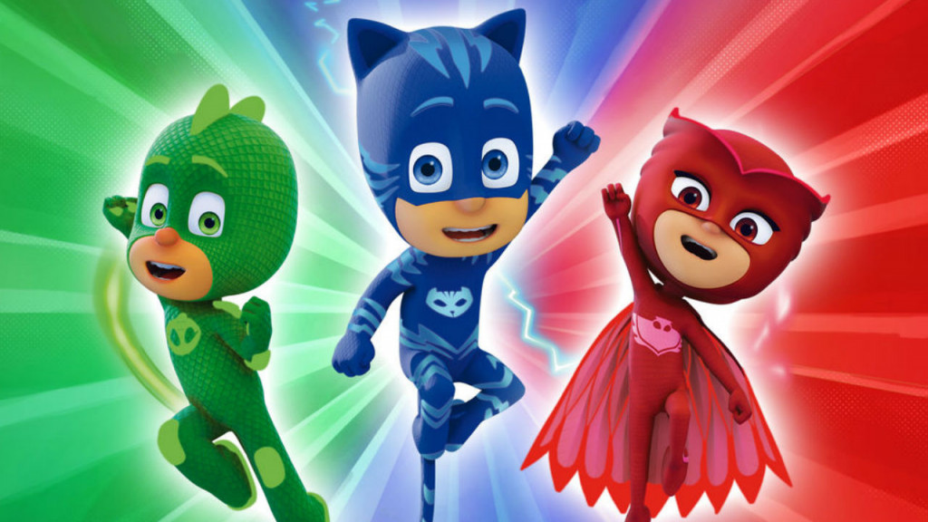 Still from PJ Masks