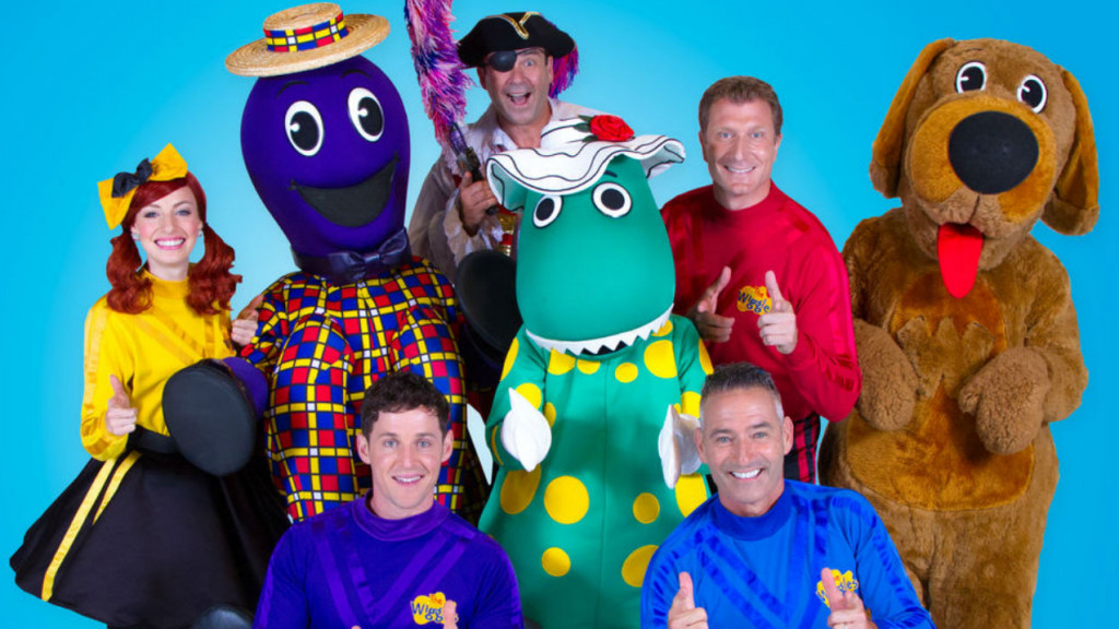 Still from The Wiggles