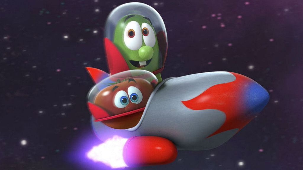 Still from Veggietales