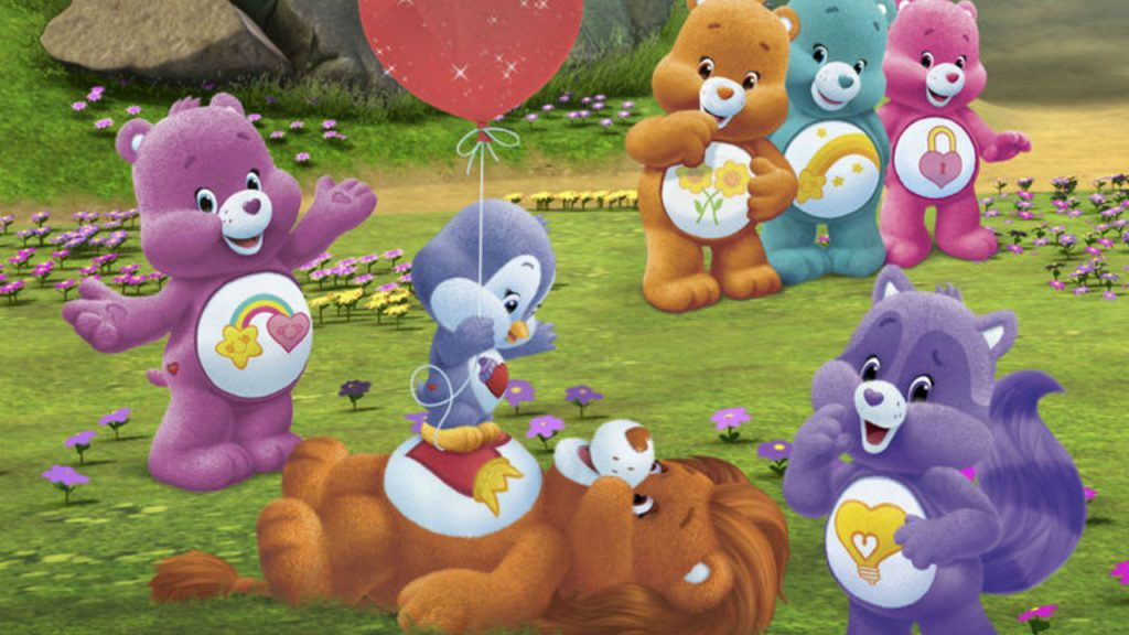 Still from Carebear Cousins