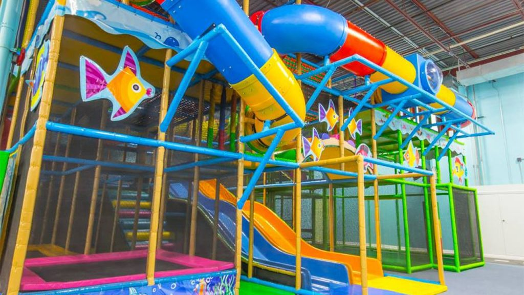 15 Best Indoor Playgrounds In Toronto