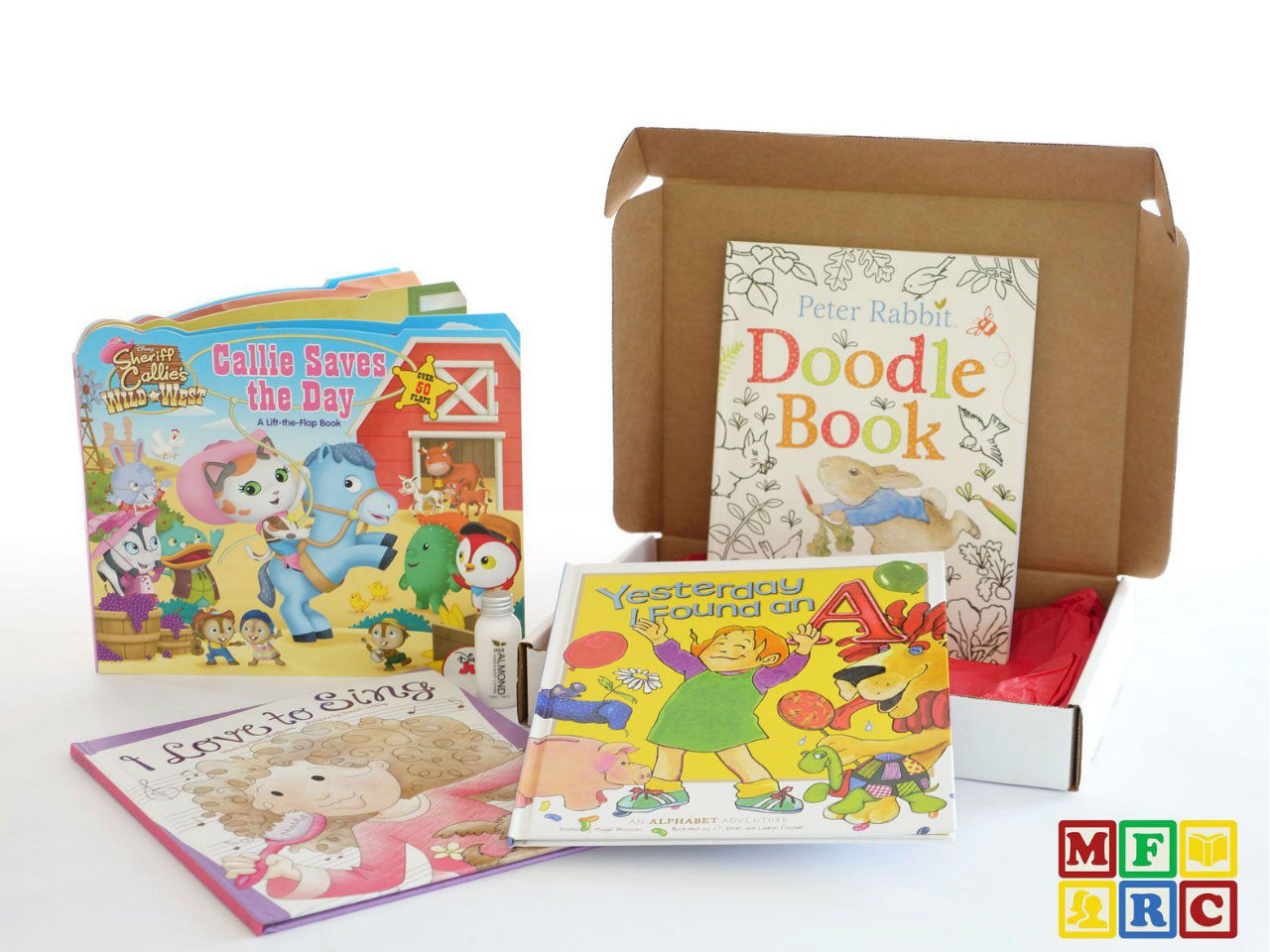 book-themed subscription box for kids