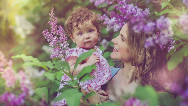 32 Sweet Flower Names For Your Baby