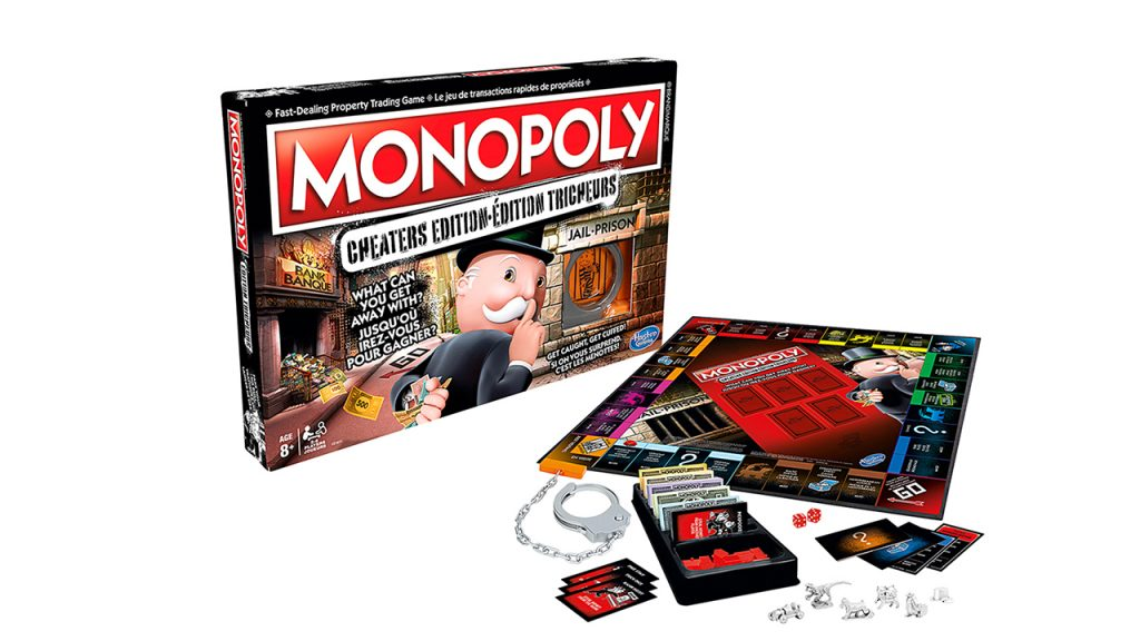 Review: Monopoly Cheaters Edition - Today's Parent