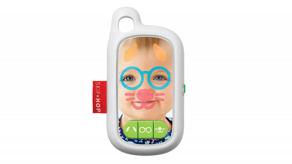 Explore and more selfie phone baby toy