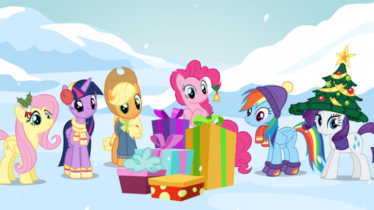 There's A My Little Pony Hotline To Wish Your Kid A Happy Holiday!