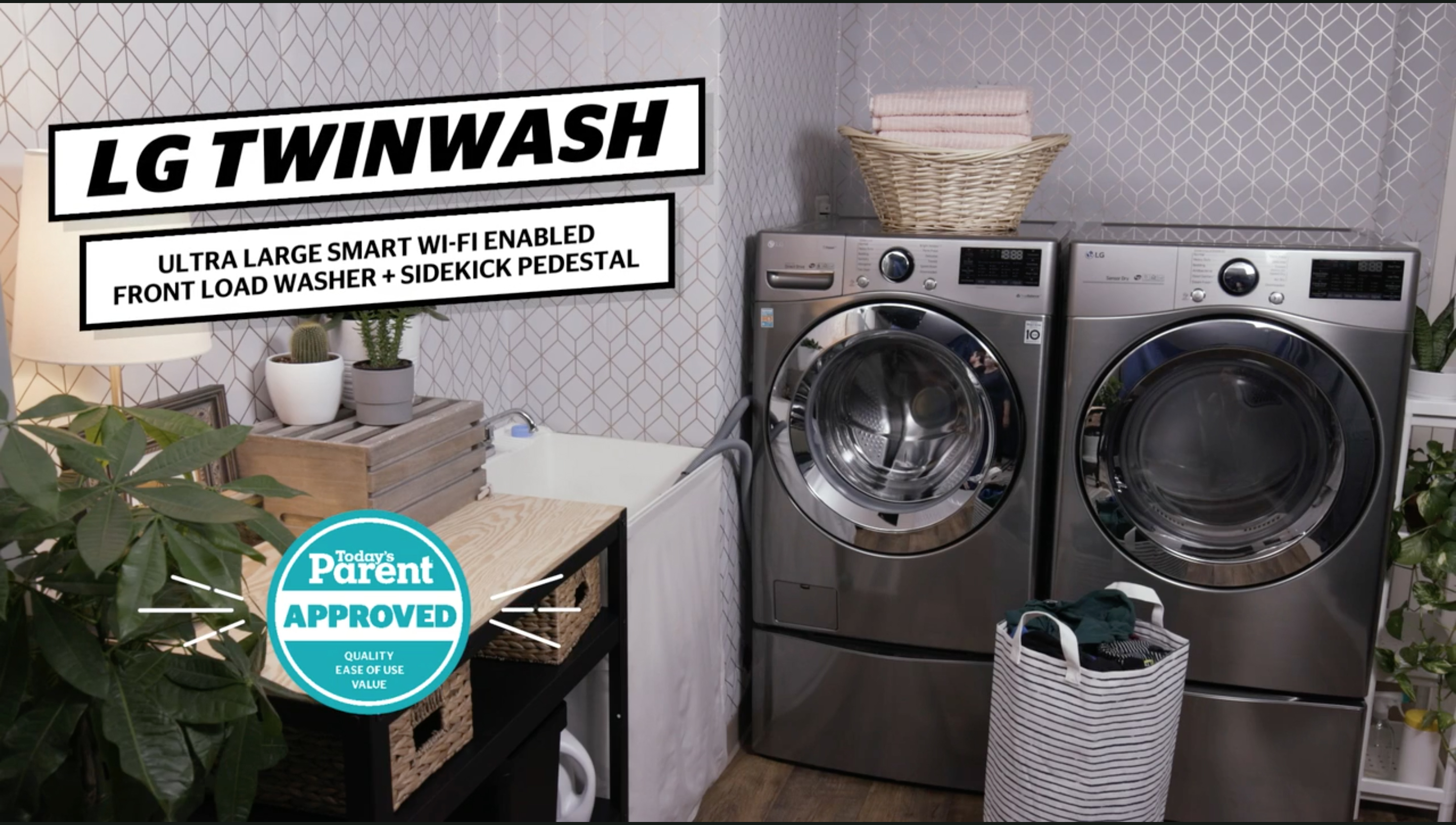 Video review: LG TwinWash system