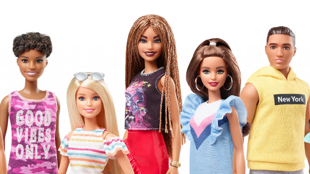 The New 2019 Barbie Fashionistas Are More Diverse Than Ever