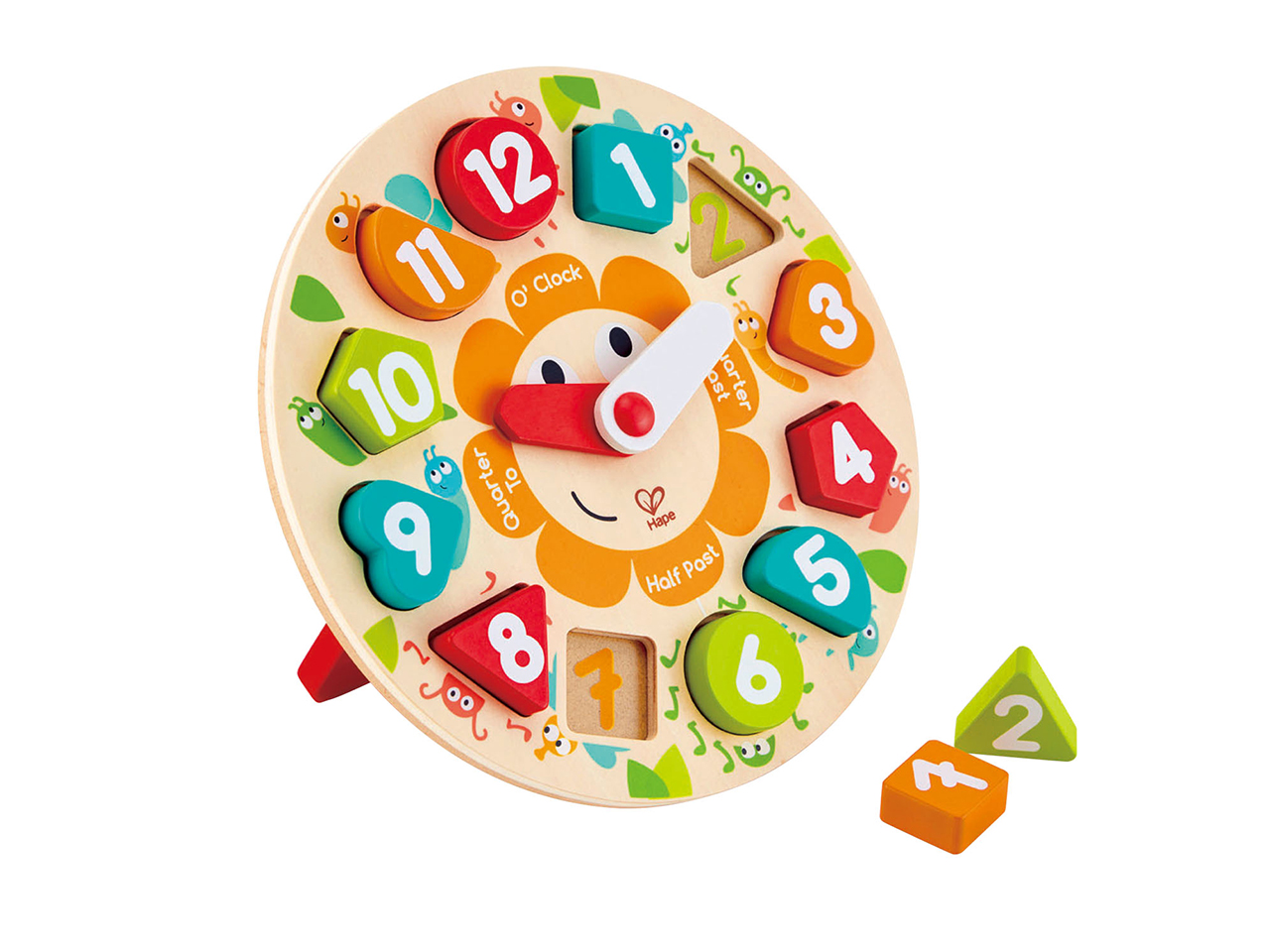 Wooden kids toy