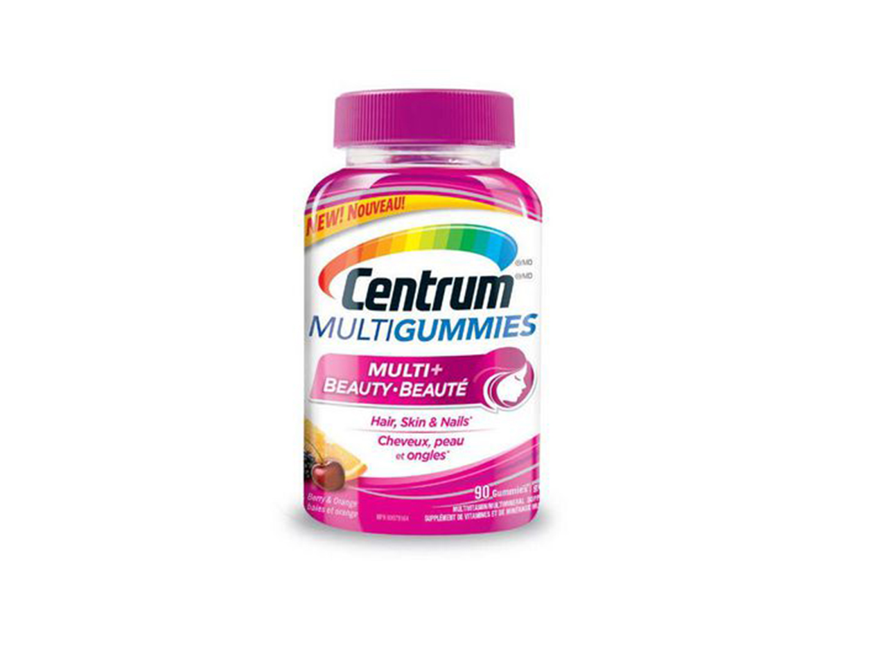 Centrum Multigummies Multi+Beatuy