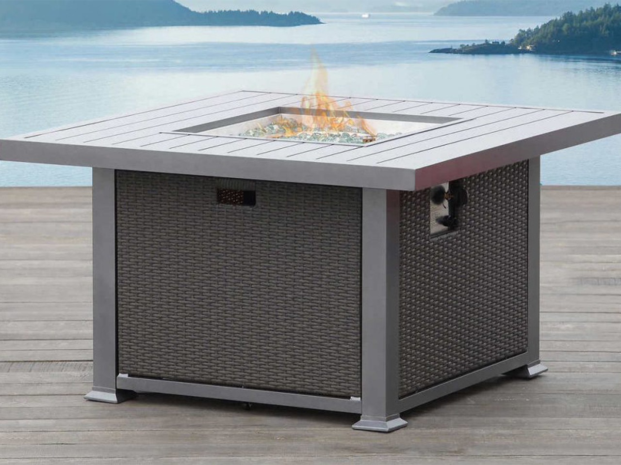 Ove Fire Table
