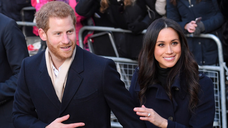 It's a boy! Prince Harry and Meghan welcome their royal baby