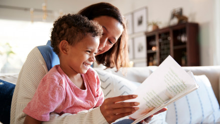 How I got my toddler back on books after she got a taste of screen time