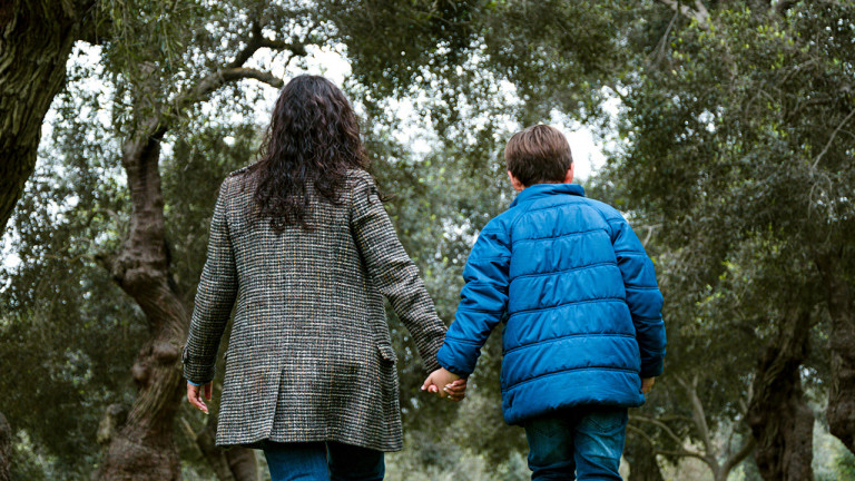 I'm not an amazing mom for accepting my transgender son