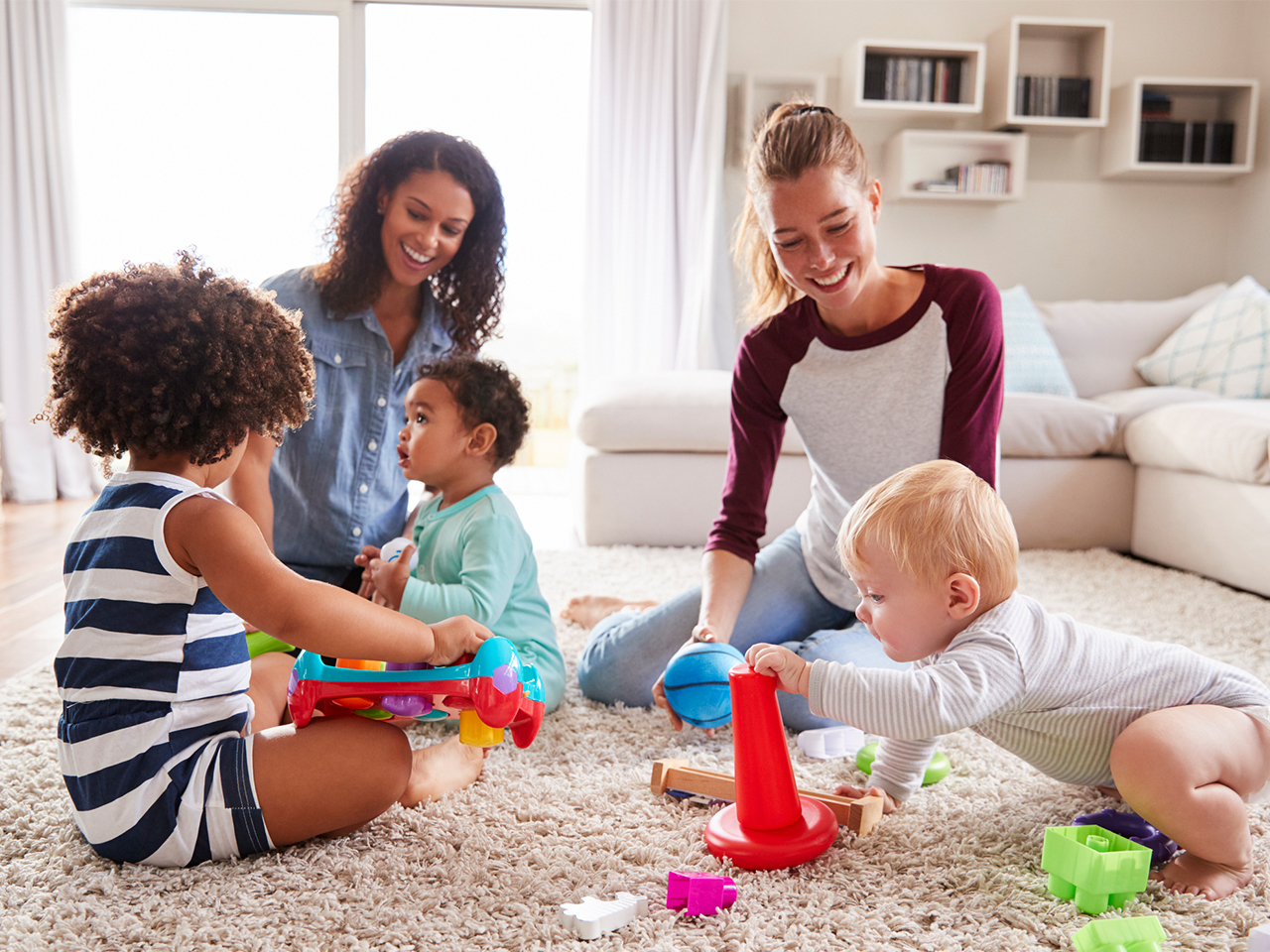 When did parenting a baby become so competitive?