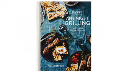 Food52's Any Night Grilling cookbook