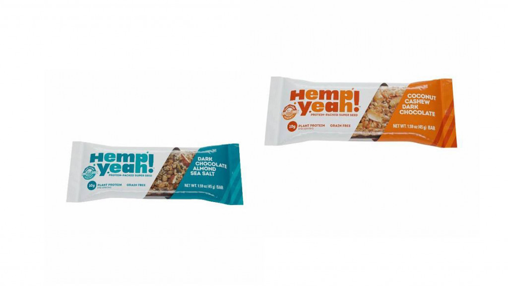 two hemp yeah! bars