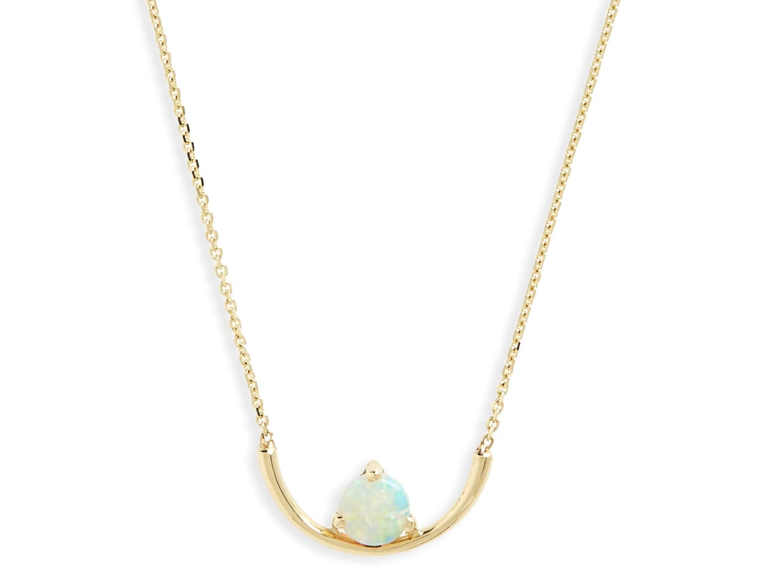 October birthstone: Opal