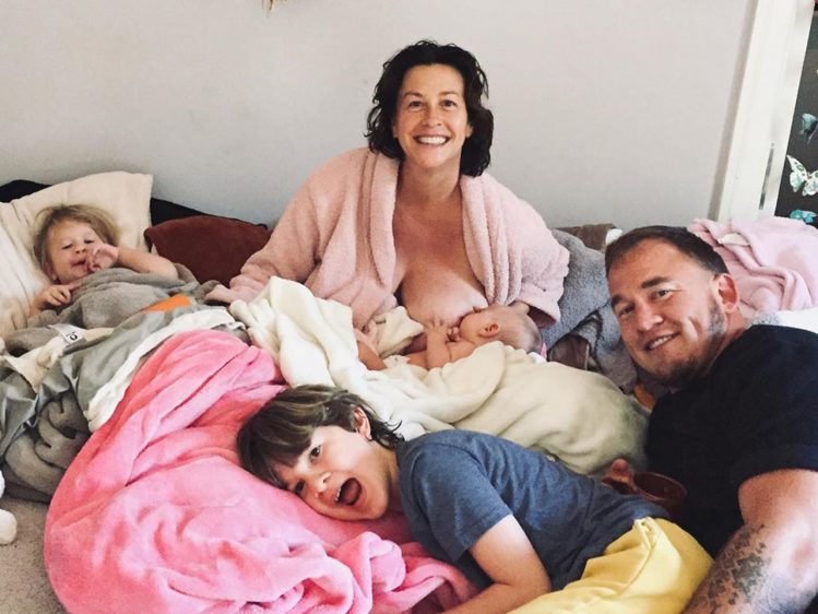 33 celebrities who are helping normalize breastfeeding