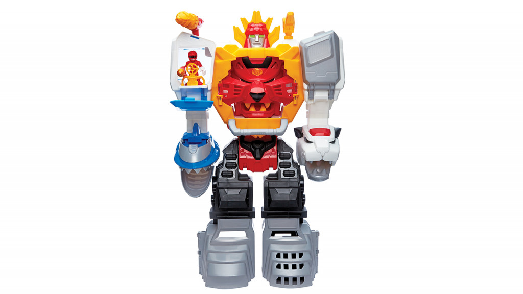 Transformers mighty morphin megaword preschool toy