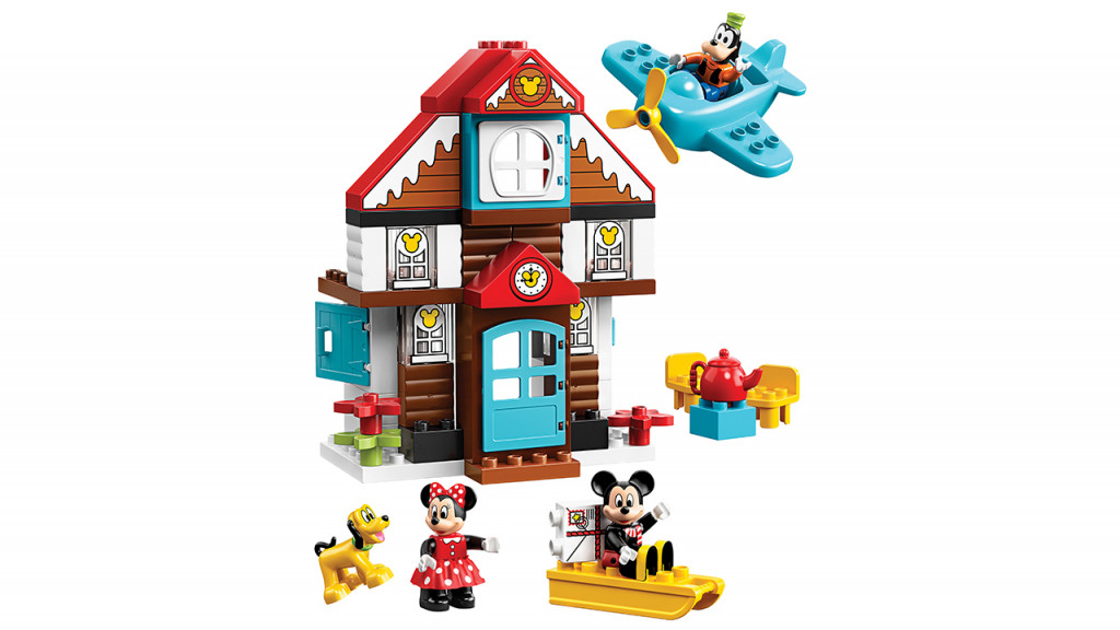 Mickey Mouse Vacation house