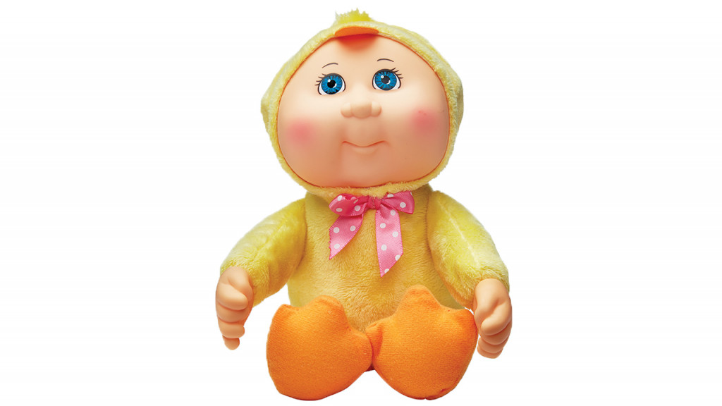Cabbage patch kids chick baby toy