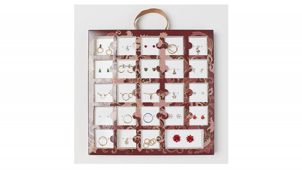 Jewelry Advent Calendar from H&M