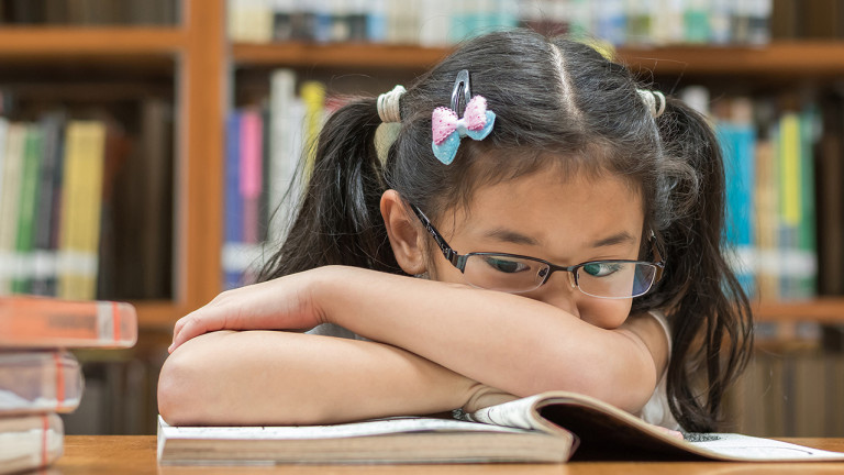 Your kid should be screened for a learning disability before Grade 1