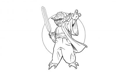 Colouring pages: Star Wars