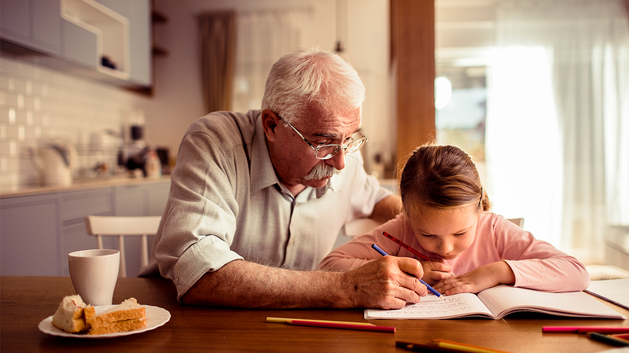 No, you shouldn't be letting grandparents watch your kids right now